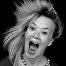 Anger ... or .... happiness by Darren Bailey LRPS