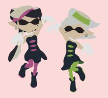 Callie & Marie - Splatoon Kids Tee