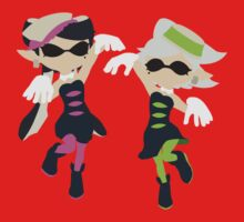 Callie & Marie - Splatoon One Piece - Long Sleeve