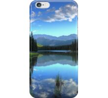 Natural reflection iPhone Case/Skin