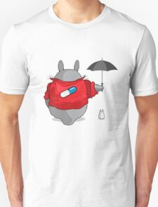 Totoro meets Akira Unisex T-Shirt