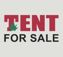 T in the Park - Tent for sale by badragz