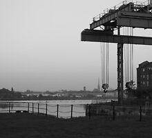 Preston Docks by TJHarper93