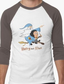 Harry and Albus Men's Baseball ¾ T-Shirt