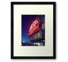 Cubs Win Framed Print