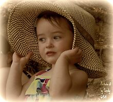 Gigi's Model by Sandy Dunn