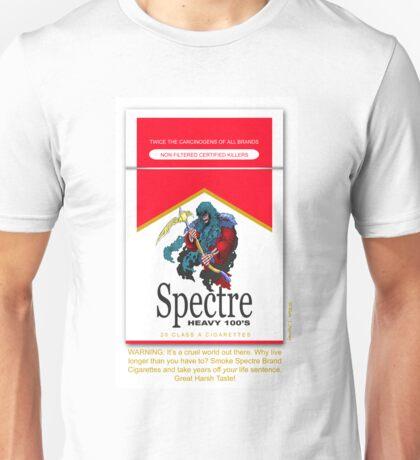 specter smokes Unisex T-Shirt