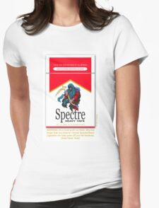 specter smokes Womens Fitted T-Shirt