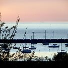 Sailing in Wisconsin © by Dawn M. Becker
