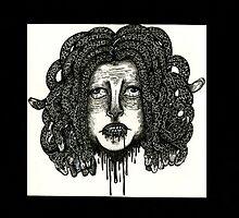 Medusa by JVTart