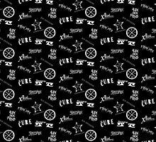 Goth Band Logos by JoanaShino