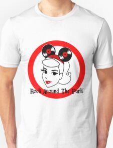 Official Rock Around The Park Merch T-Shirt