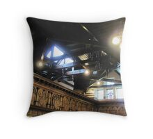 Kilbirnie Auld Kirk interior 8 Throw Pillow