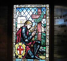 Kilbirnie Auld Kirk interior 13 by Ray Vaughan