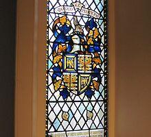 Kilbirnie Auld Kirk interior 16 by Ray Vaughan