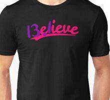 13 1 Believe Half Marathon Run Unisex T-Shirt