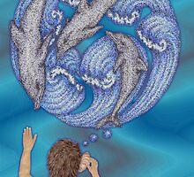 Ocean Dreams by artbyjehf