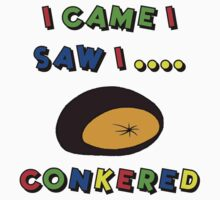 I Came I Saw I Conkered by Simboner