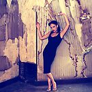 Pin Up in abandonments - Model RavenAngel by DariaGrippo