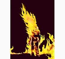 BURNING MAN (Flames) Unisex T-Shirt