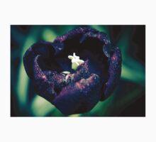 Deep Purple Tulip Kids Tee