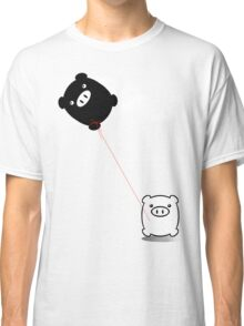 TWINPIGS KITE  Classic T-Shirt