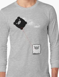 TWINPIGS KITE  Long Sleeve T-Shirt