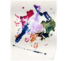 Abstract Painting Nº 02  Poster