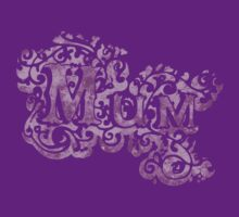 Mum T by Sarah Trett