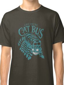 CHESHIRE CAT BUS Classic T-Shirt
