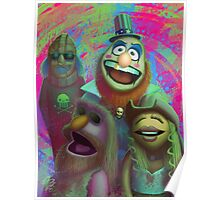 Muppet Maniac - Electric Mayhem as the Firefly Family Poster