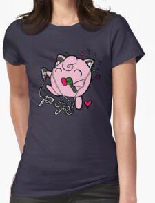 Jigglypuff Loves Pop Music! T-Shirt