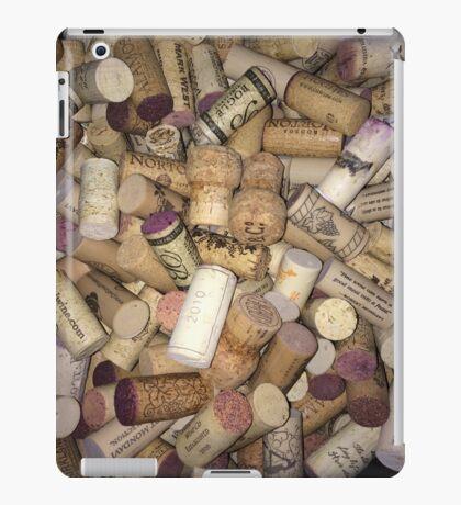 Put a cork in it iPad Case/Skin