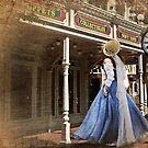 Belle in Town by Erica Yanina Lujan