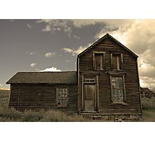 Bodie California 5 Photographic Print