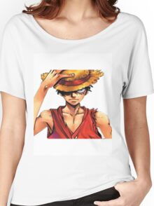 luffy Women's Relaxed Fit T-Shirt