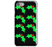 Holly (multiple) iPhone Case/Skin