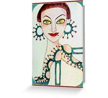 Shoe Tarot Ten of Pentacles Greeting Card