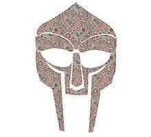 MF DOOM - Paisley Pattern by CallumT