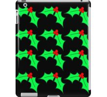Holly (multiple) iPad Case/Skin