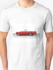 1956 Ford 'Pro Street' Thunderbird VS2 Unisex T-Shirt
