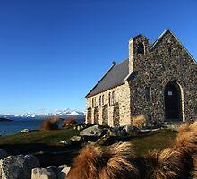 Church at Tekapu by Josh Nicol