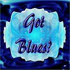 Got Blues? by sunnymood