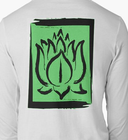 Buddhism Long Sleeve T-Shirt