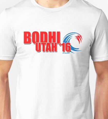 Bodhi Utah 2016 for X-President Unisex T-Shirt