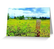 Ridgefield Greeting Card