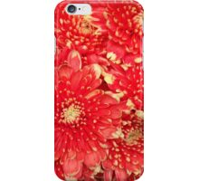 Red Bouquet iPhone Case/Skin