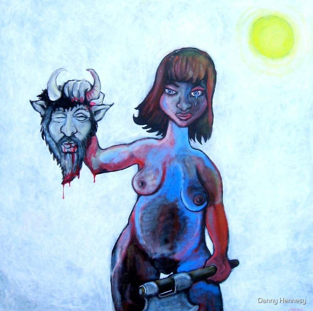 Bye Bye Hedonism by Danny Hennesy