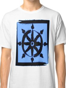Wheel of dharma Classic T-Shirt