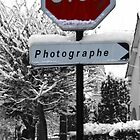 STOP - PHOTOGRAPHER by ANOZER